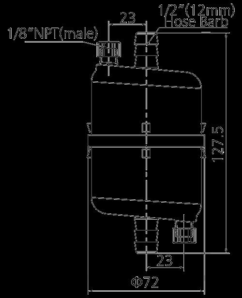 CFD-HB12_CFD系列囊式过滤器