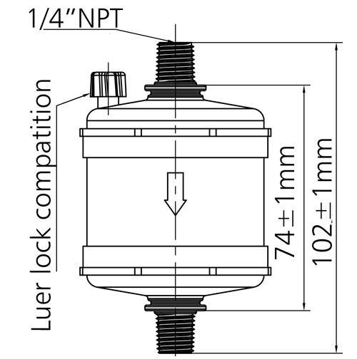CFM-NPT_CFM系列囊式过滤器